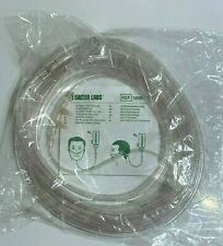 New Sealed Package Salter Labs 15' Adult Nasal Cannula Supply Tube REF 1600