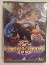 Banner of the Stars II - Vol. 2: Prey (DVD, 2003) Brand New Anime Sci-Fi Fantasy
