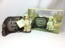 New listing Dog Pet Memorial In Memory of A Loyal Friend Dwk Corporation