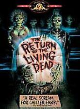 Return of the Living Dead (DVD, 2002, Widescreen and Full Frame)