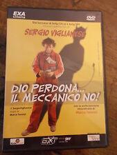"""DVD """" DIO PERDONA....IL MECCANICO NO ! """"  SERGIO VIGLIANESE"""