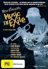 New Orleans - Music In Exile (DVD, 2007)