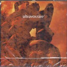 ULTRAVOX  / RARE VOLUME I * NEW & SEALED CD * NEU *
