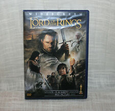 """New ListingThe Lord of the Rings """"The Return of the King"""" Case Only w/ Special Feature Dvd"""