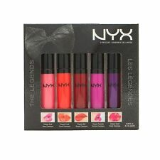 NYX Assorted Shades Lip Make-Up Products