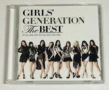 SNSD GIRLS' GENERATION THE BEST Japan Regular ver. CD