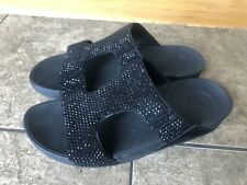 fitflop womens size 11 Black