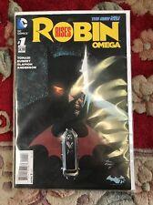 Robin Rises Omega #1 Dc New 52 Comics Batman Andy Kubert Peter Tomasi Gotham