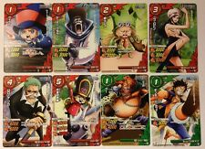 One Piece Miracle Battle Carddass Reg Set Complet 30/30 OP18