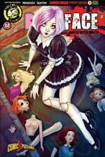 DOLLFACE 1 COMICXPOSURE EXCLUSIVE VARIANT NM