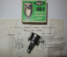 Triumph Norton BSA Miller 3 Way Switch Vintage NOS 60-0104