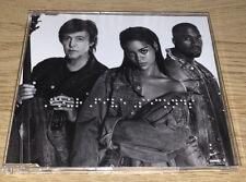 Rihanna - FourFiveSeconds CD Single (w/ Kanye West, Paul McCartney) RARE