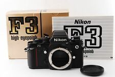 Nikon F3Hp 35mm Slr Film Camera Body with Box [Excellent+] from Japan #3-29