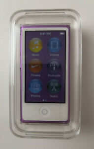 🔥NEW,Apple iPod Nano 7th 8th Generation (16GB) Sealed Retail Box -- All Colors