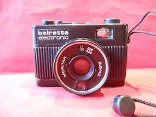Fotoapparat BEIRETTE electronic Meritar 2.8/42 + Kameratasche DDR