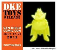 $75 DKE SDCC Exclusive 2013 Ron English Count Calorie Chocula GID glow in dark