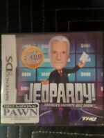 Jeopardy NINTENDO DS Strategy / Puzzle (Video Game)