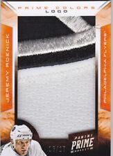 12-13 Panini Prime Jeremy Roenick /17 Logo COLORS Patch Flyers 2012