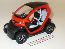 KINSFUN RENAULT TWIZY 1:18 SCALE RED NEW NO BOX USA FREE SHIP