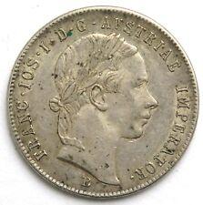 20 Kreuzer 1856 B, Franz Joseph I. (1848-1916)