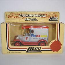 Lledo: promocional: 1920 Modelo T Ford Van: Fotorama-un mundo de color: LP6080A