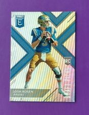2018 Donruss Elite Draft Josh Rosen Version 2 RC Bruins Cardinals