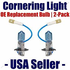 Cornering Light Bulb OE Upgrade 2pk - Fits Listed BMW Vehicles H355CVSU2