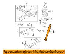 GM OEM Rear-Shock Absorber or Strut 23487284