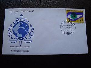 Repubblica Centrafricana - Busta 1er Giorno 20/12/1973 (B4)
