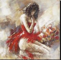 LMOP226 high quality  abstract nude girl hand-painted OIL PAINTING CANVAS ART