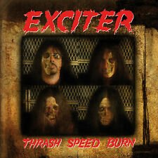 EXCITER - Thrash Speed Burn - Digipak-CD - 205562