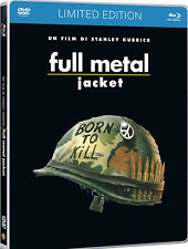 Full Metal Jacket - Steelbook Édition (Blu Ray + DVD) de Stanley Kubrick