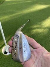 Cleveland Tour Action 588 Sand Wedge 56 Degree Right Handed Steel Shaft