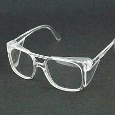 Safety Glasses Goggles Clear Lens Eyewear Eye Protection Work Z3Y3 U9W6