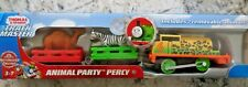 Fisher Price Thomas & Friends Trackmaster Animal Party Percy Train 2018 (NEW)