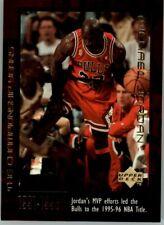 1999 Upper Deck Michael Jordan The Early Years card# 36