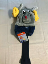 St Louis Rams Ramster Mascot Plush Driver Golf Club Headcover Nfl New