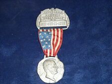 1920 Republican National Convention Assistant Sergeant-At-Arms Badge Medal