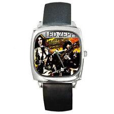 LED ZEPPELIN ultimate unisex girls boys women men  leather wrist watch