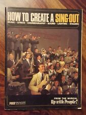 1968 How to Create a Sing-Out from the musical Up with People