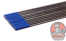 "2% Lanthanated (Blue,Wl20) 1/16""x7"" Tig Welding Tungsten Electrodes Free Ship"