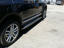 Honda CRV Estribo Lado pasos Bar Board Accesorio de los modelos de 2007 a 2012