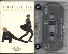 Roxette - Dressed For Success / The Look (Cassette SINGLE 1989 EMI)