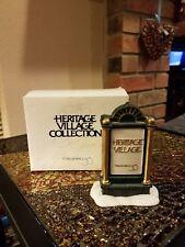 Heritage Village Collection Sign - Mib - Dept 56 - Item #9953-8