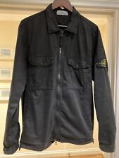 Stone Island Jacket  Overshirt Black Size XL