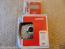 Sram PG950 9 Speed Road And MTB Cassette 11-32T Shimano Compatible and Chain