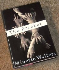 THE BREAKER Minette Walters 1999 1st Ed First Edition English mystery
