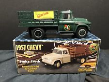 Ertl 1:25 1957 Chevy Stake Truck New York State Electric & Gas EM0457