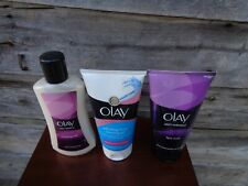 Olay face wash + Olay cleansing gel + Olay cleansing milk NEW!!!