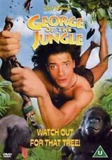 George of The Jungle 5017188882019 With John Cleese DVD Region 2